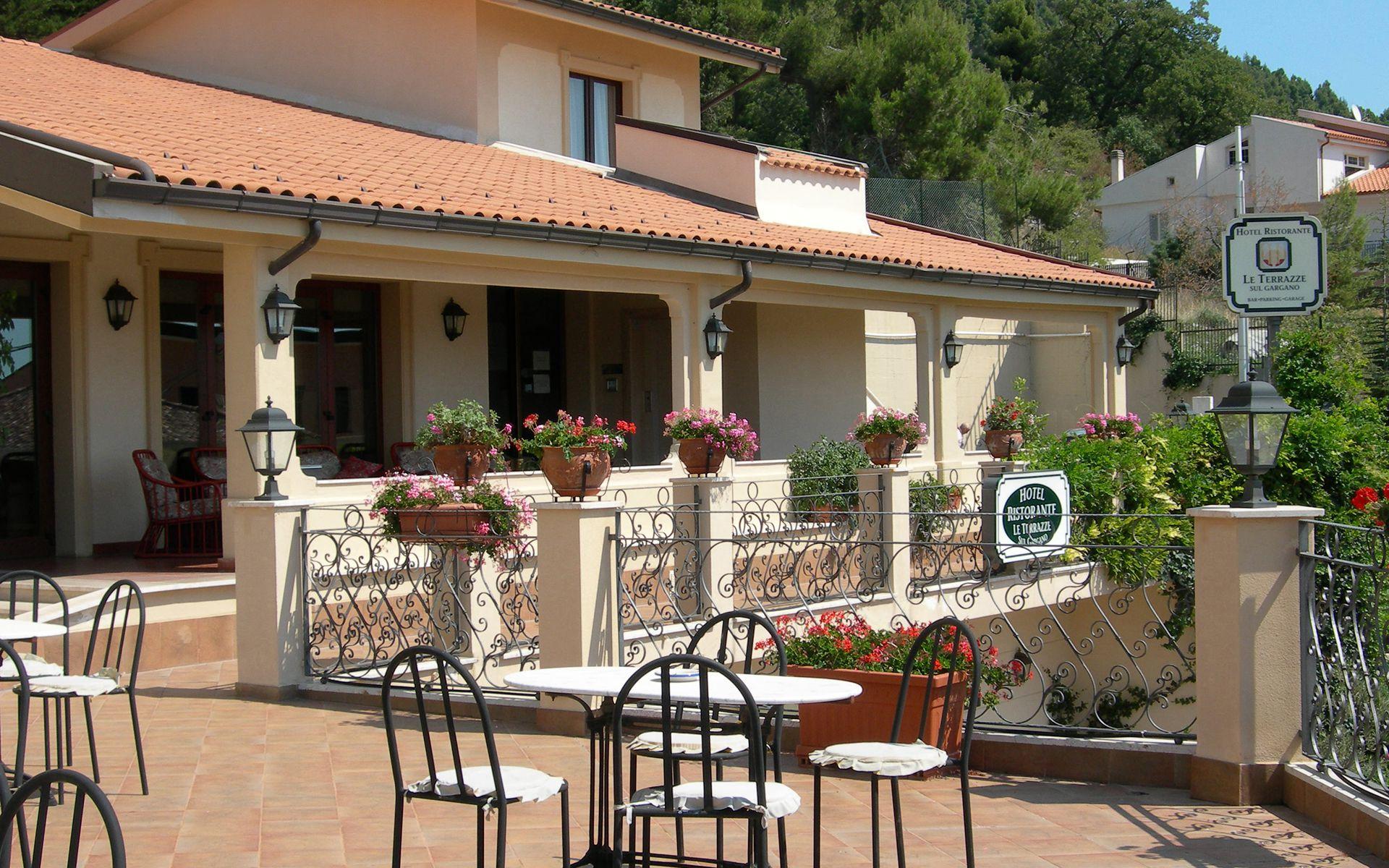Hotel Ristorante Le Terrazze sul Gargano | 3 star Hotel in San ...
